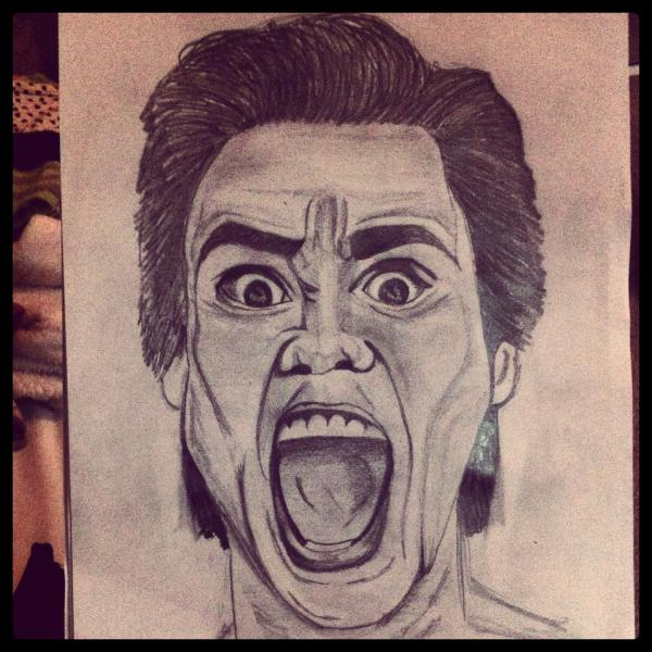 Jim Carrey par GeeWilkins